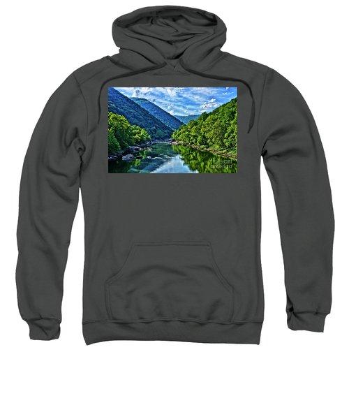 New River Gorge National River Sweatshirt