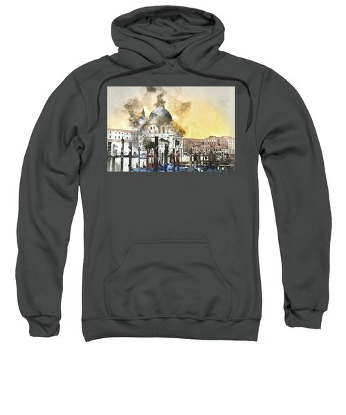 Venice Italy Sweatshirt