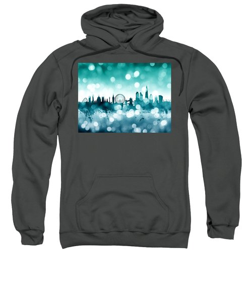 London England Skyline Sweatshirt