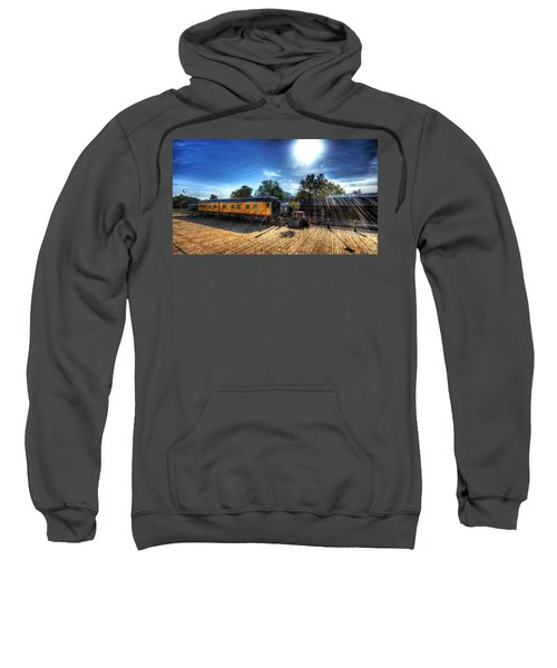 Train Sweatshirt