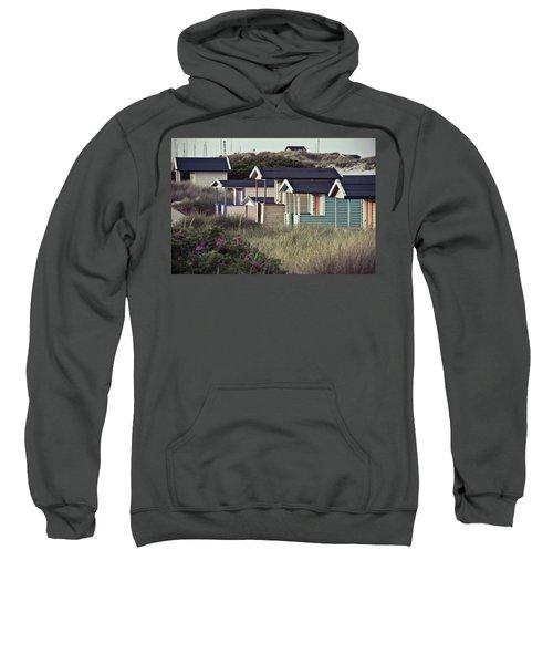 Beach Houses And Dunes Sweatshirt