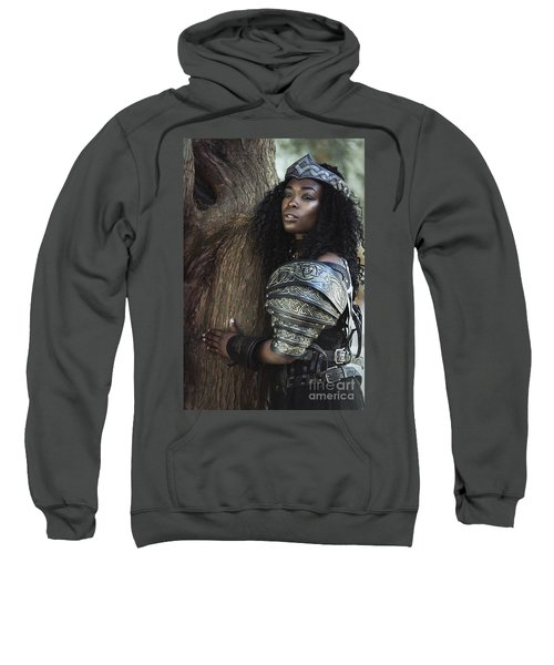 Got Warrior Princess Sweatshirt
