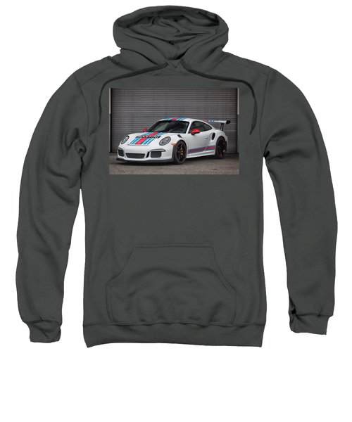 #martini #porsche 911 #gt3rs #print Sweatshirt