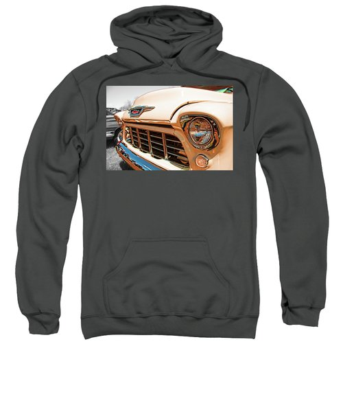 '55 Chevy 3100 Sweatshirt