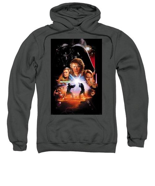 Star Wars Episode IIi - Revenge Of The Sith 2005 Sweatshirt