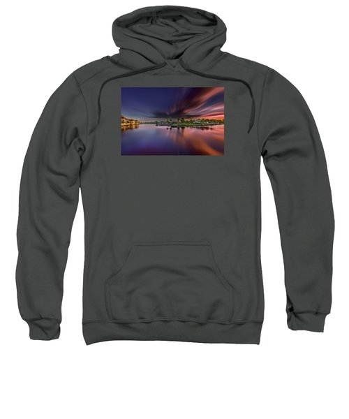 Sunrise At Naples, Florida Sweatshirt