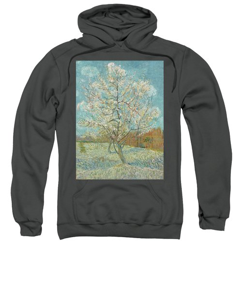 The Pink Peach Tree Sweatshirt