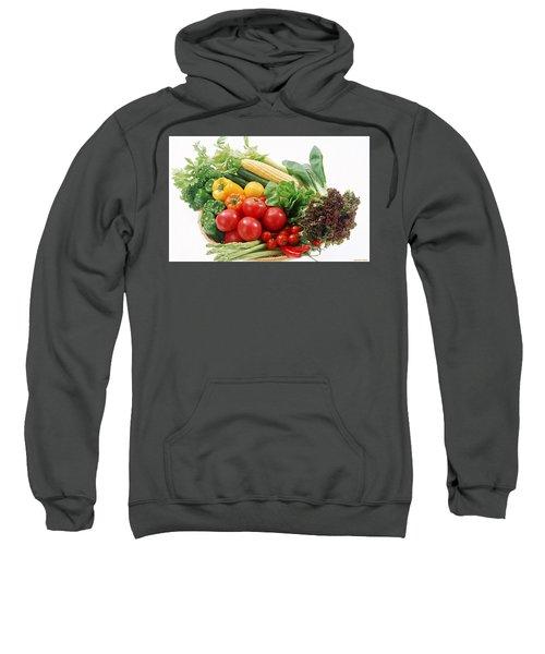 Vegetables Sweatshirt