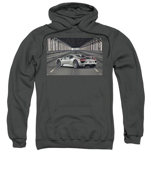 Porsche 918 Spyder  Sweatshirt