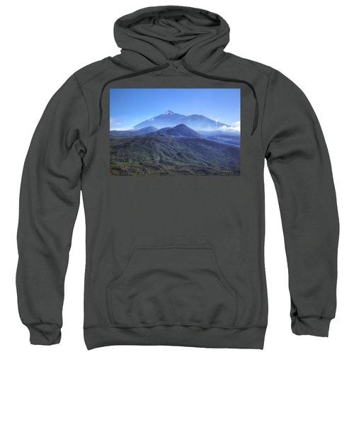 Tenerife - Mount Teide Sweatshirt by Joana Kruse