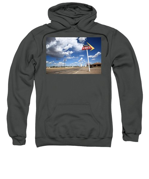 Route 66 Cafe Sweatshirt