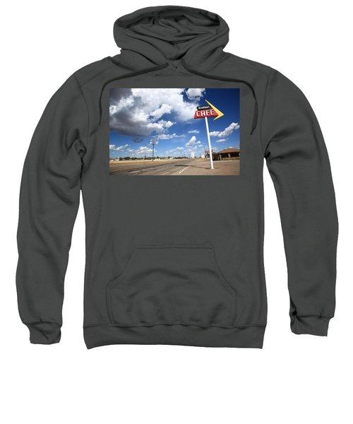 Route 66 Cafe Sweatshirt