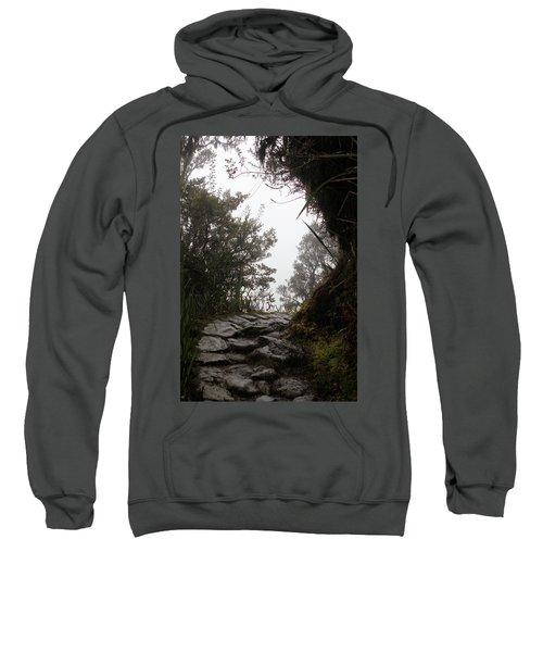 A Bend In The Path Sweatshirt