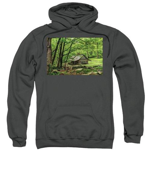 A Cabin In The Woods Sweatshirt