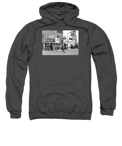 A Clockwork Orange At The World Theater Sweatshirt
