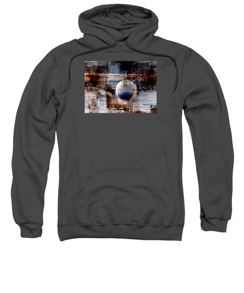 A Cloud Sweatshirt