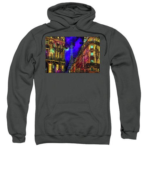 A Corner In Paris Sweatshirt
