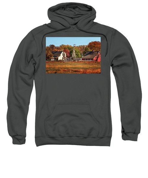 A Country Autumn Sweatshirt