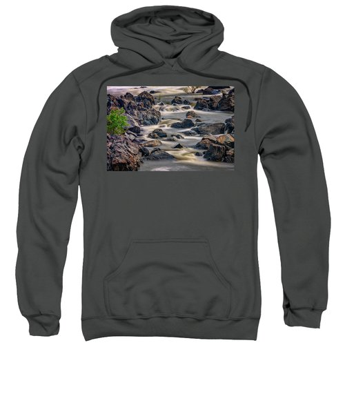 A Creek To The Side Sweatshirt