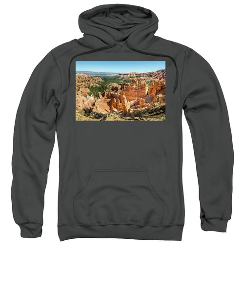 A Day In Bryce Canyon Sweatshirt