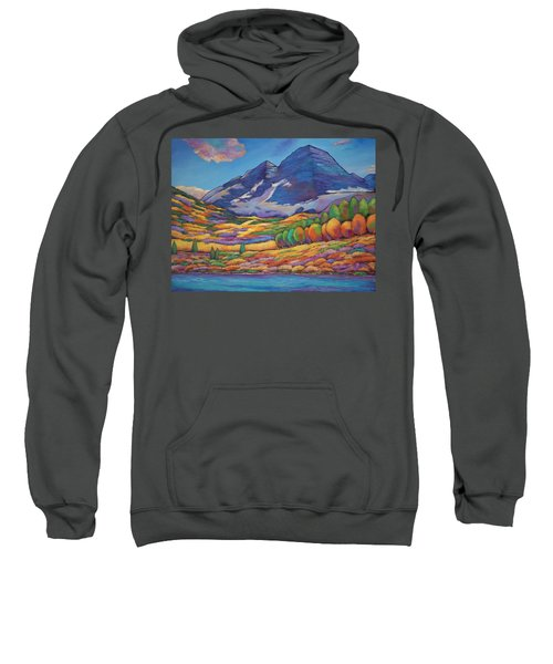 A Day In The Aspens Sweatshirt