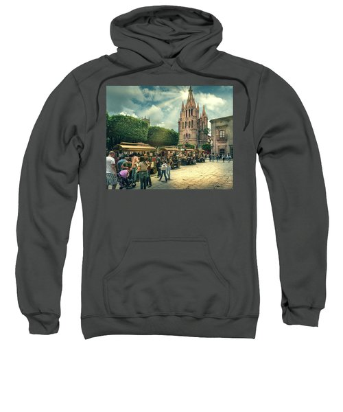 A Day With The Family Sweatshirt