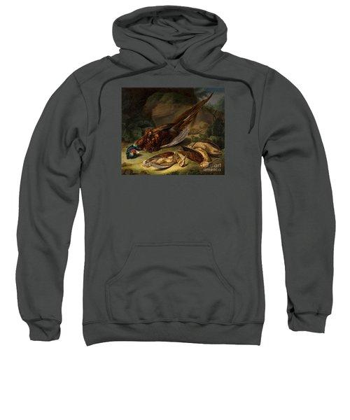 A Dead Pheasant Sweatshirt