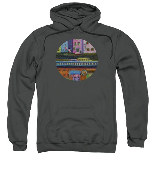 A Fine Day For Balloons Sweatshirt