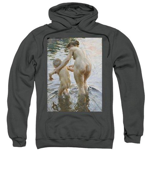 A First Sweatshirt