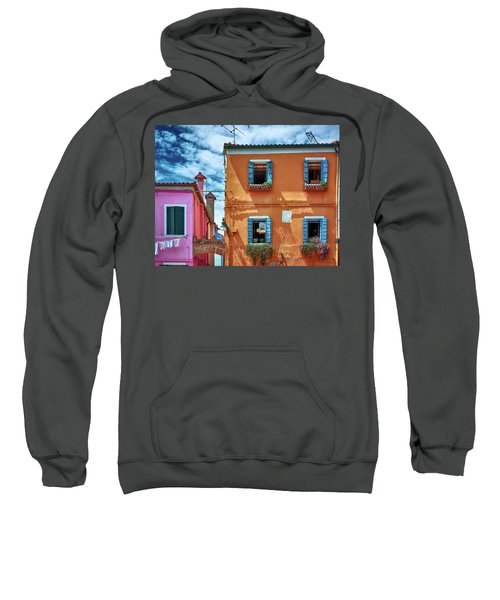 A Fragment Of Color Sweatshirt