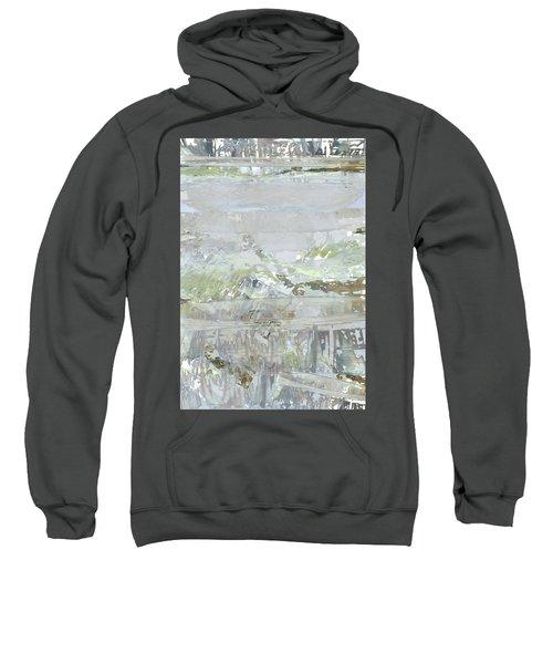 A Glass Half Full Sweatshirt