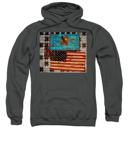 A Good Day In The Usa Sweatshirt