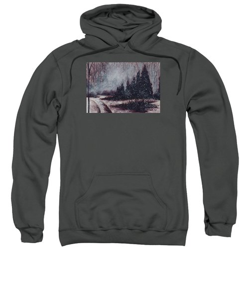 A Hazy Shade Of Winter  Sweatshirt
