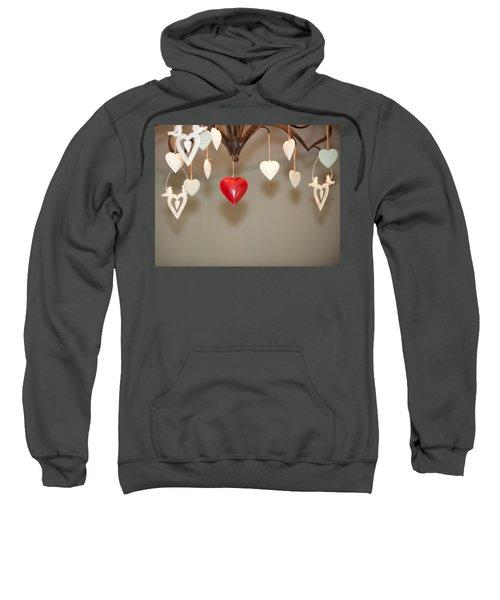 A Heart Among Hearts I Sweatshirt