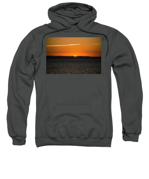 A La Paz Sunset Sweatshirt