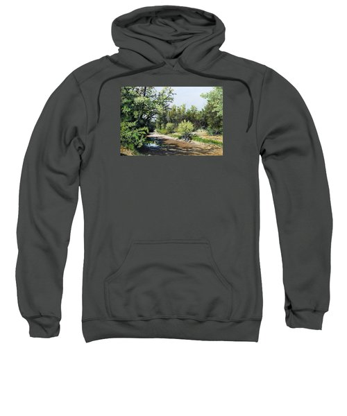 A Last Drink Sweatshirt