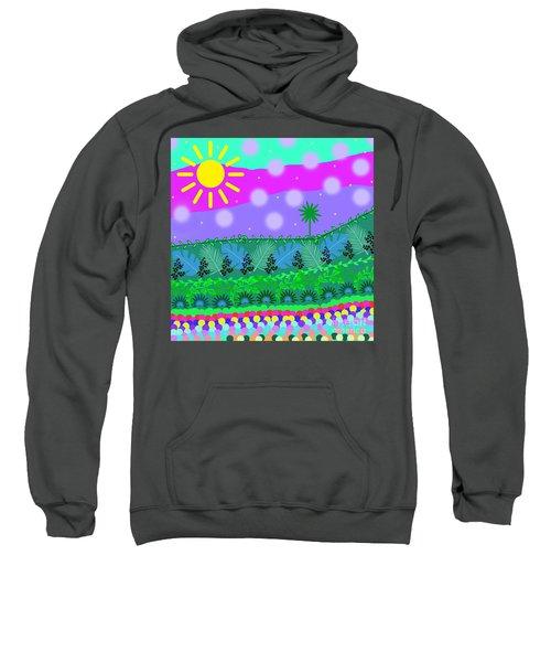 A Little Whimsy Sweatshirt