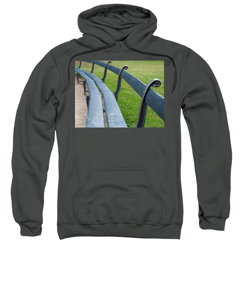 A Long Sit Down Sweatshirt