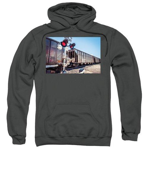 A Long Wait Sweatshirt