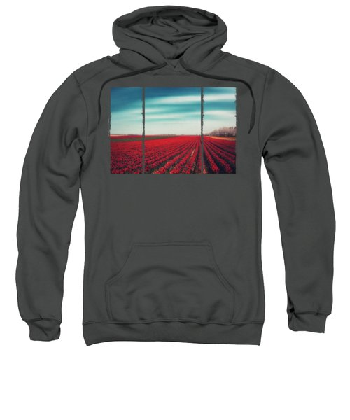 A Million Tulips Sweatshirt