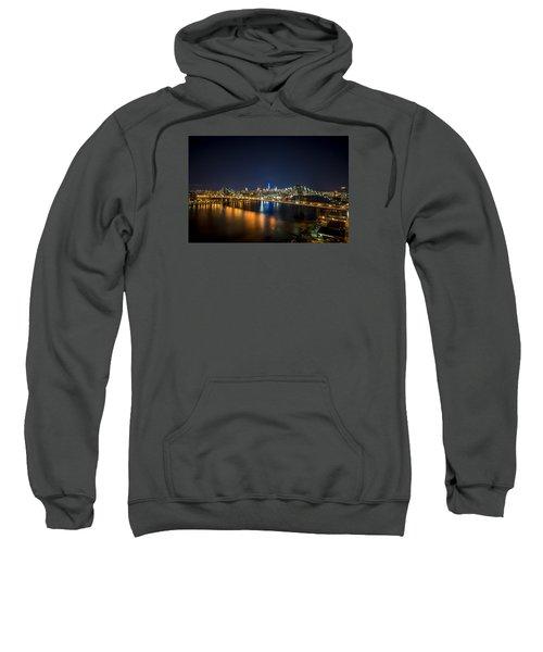 A New York City Night Sweatshirt