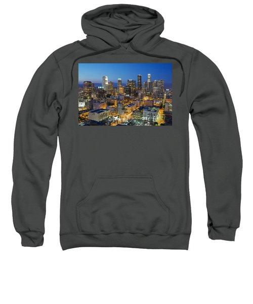 A Night In L A Sweatshirt by Kelley King