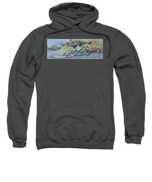A Northern Shoreline Sweatshirt