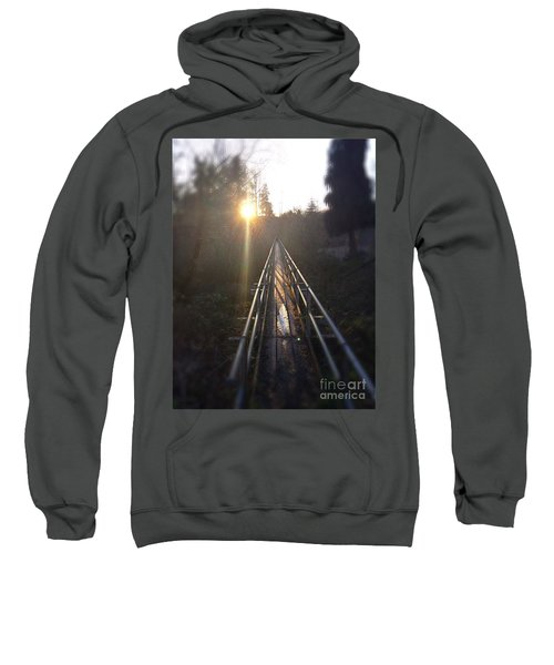 A Path Into The Unknown Sweatshirt