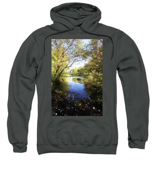A Peaceful Afternoon Sweatshirt