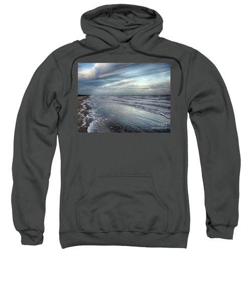 A Peaceful Beach Sweatshirt