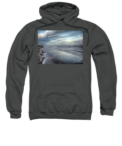 A Peaceful Beach Sweatshirt