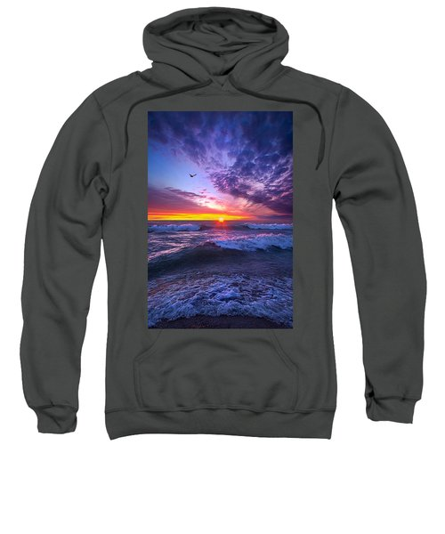 A Promise Of The Future Sweatshirt