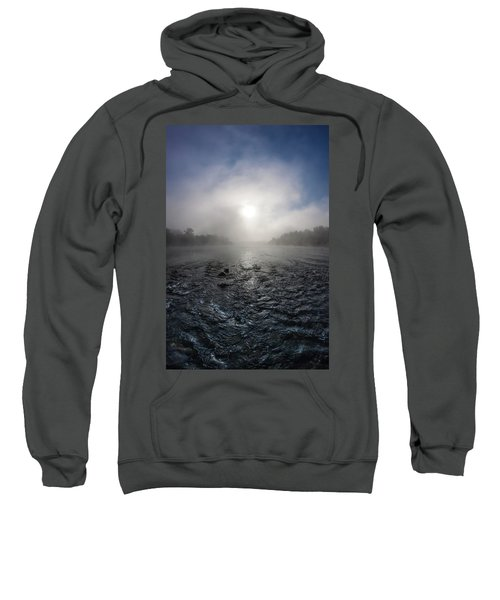 A Rushing River Sweatshirt