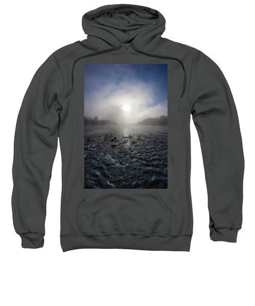 A Rushing River Sweatshirt
